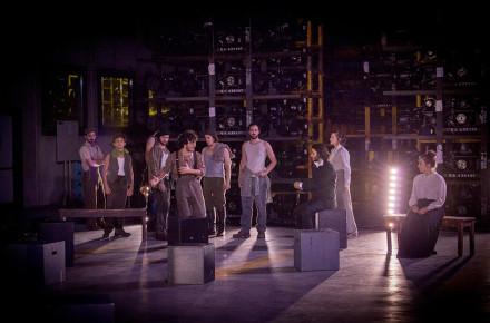 teatro in fabbrica