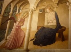 Annunciazione, Beato Angelico