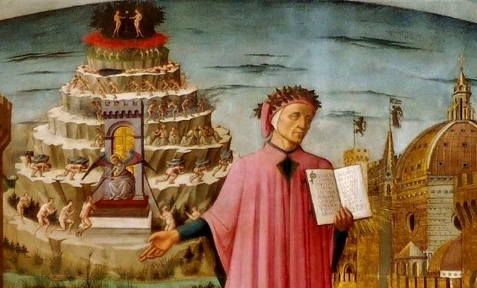 Perché Dante non tramonta mai