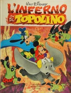 L'Inferno di Topolino, storico album Mondadori