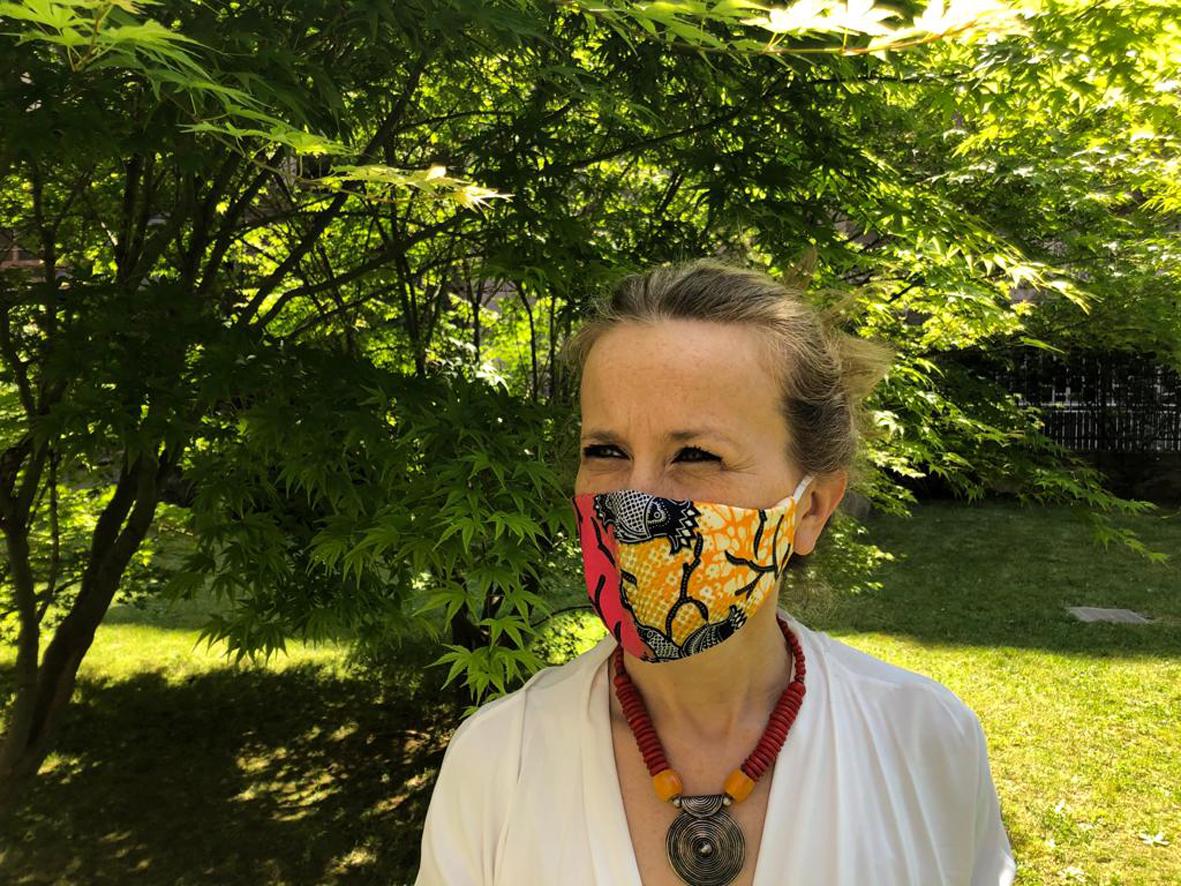 Le mascherine di protezione per uso civile contro il Covid19 di Colori Vivi
