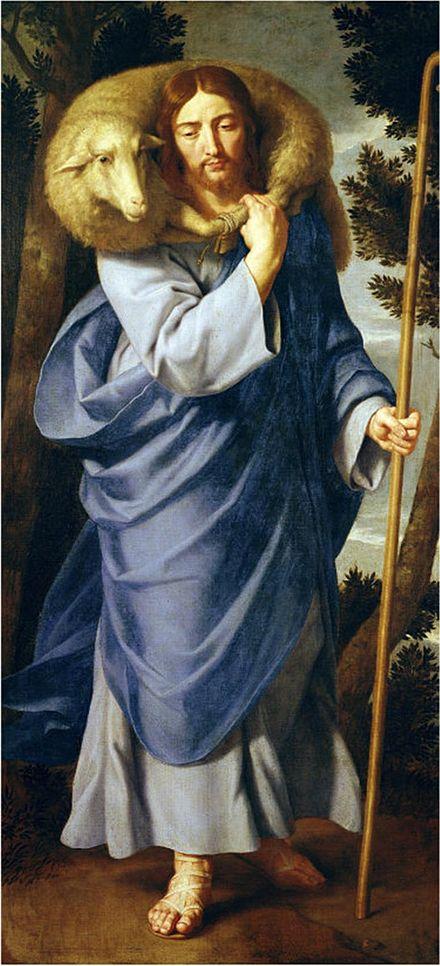Il Buon Pastore, Jean Baptiste de Champaigne