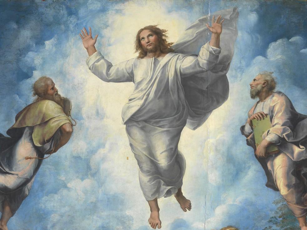 Il silenzio di Abramo  e il grido di Gesù