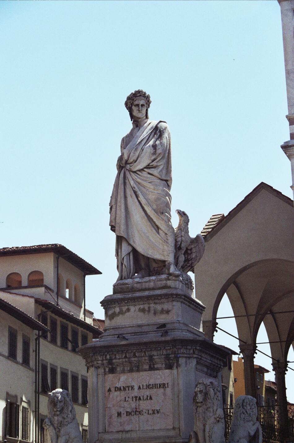 Si apre l'anno di Dante